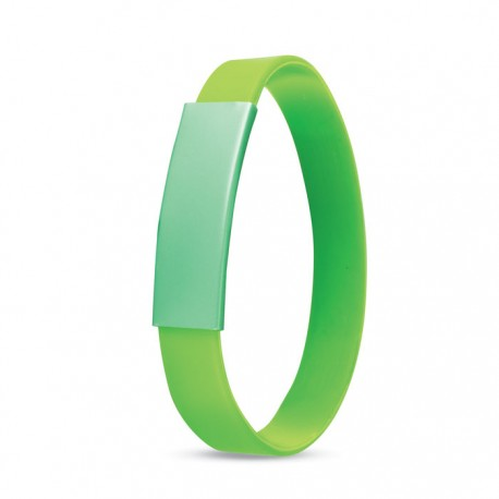 SHAK - Bracelet with trendy colour silicone band