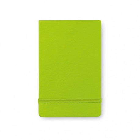 STENO - Notebook in vertical format with hard cover
