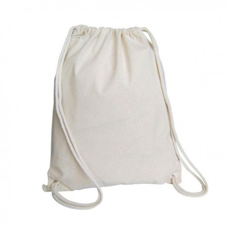 Cotton draw string bag