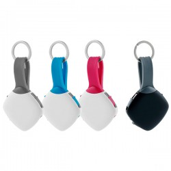 Multi USB charger with key chain