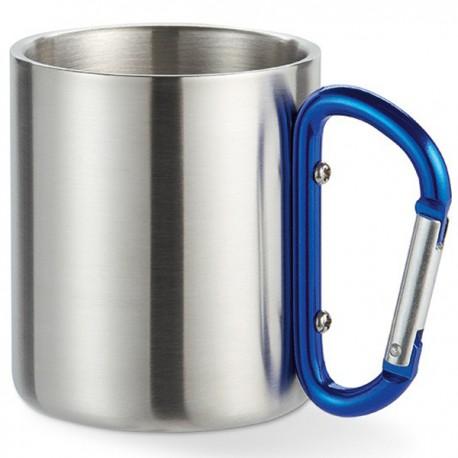 TRUMBO - Double wall stainless steel mug