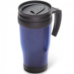 TAMPA - Plastic travel mug