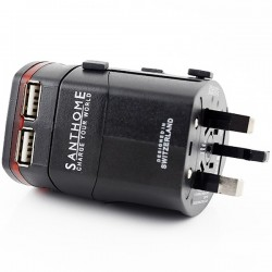 Santhome Travel Adapter