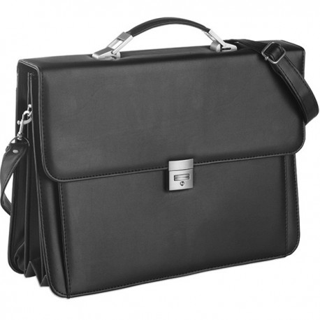 CLASSICO - Imitation leather document bag