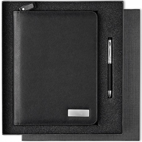 BLANCO - A5 folder set in PU