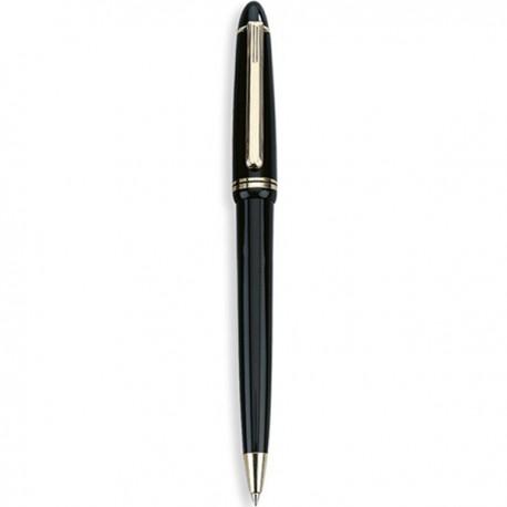 VAUXS - Classic plastic push type ball pen