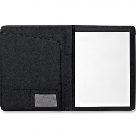 CORDOBEL - A4 size portfolio in leather with contrasted stitching