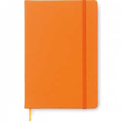 ARCONOT - A5 notebook with soft PU cover