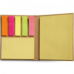 Multi size sticky note-pads