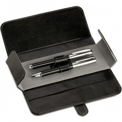 Ball pen and roller set