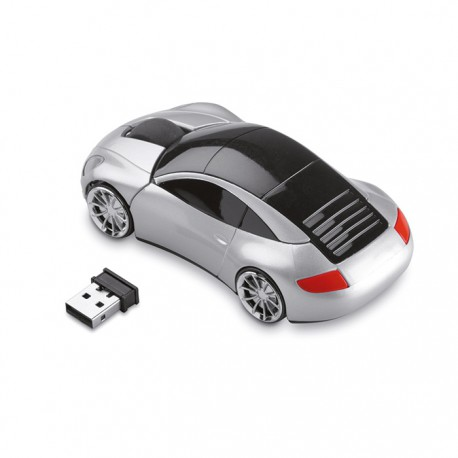 SPEED - New generation wireless mouse in car shape