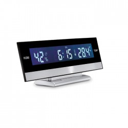 PANORATIME - Digital weather station in ABS casing with panoramic display.