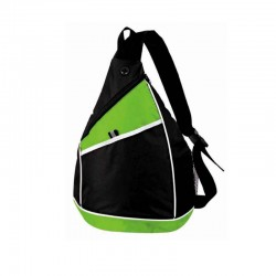 600D backpack with one main compartment