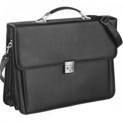 Imitation leather document bag